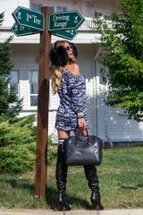 Affection oversize блуза - рокля