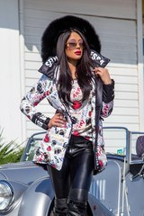 Queen of fashion зимно яке