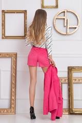 Barbie life doll Къс Панталон - Pink - Изображение 2
