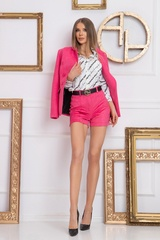 Barbie life doll Къс Панталон - Pink - Изображение 3