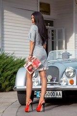 Beauty and smarts рокля от букле