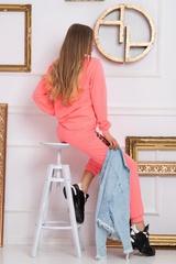 Keep your focus панталон - розов неон - Изображение 5