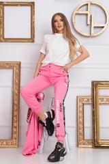 New Rules Спортен Панталон - Pink - Изображение 5