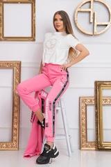 New Rules Спортен Панталон - Pink - Изображение 2