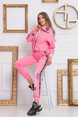 New Rules Спортно Горнище - Pink