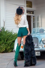 Alessa supreme панталонки от кашмир
