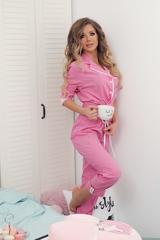 Pink power дълъг панталон