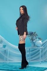 Alessa luxury bodycon рокля
