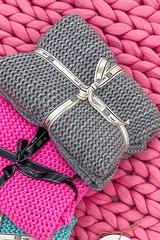 Аlessa mini одеяло - grey