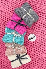 Аlessa mini одеяло - пудра