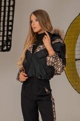 Alessa luxury зимно яке с подвижен топъл хастар - Изображение 5