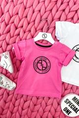 Always invited mini t-shirt с лого - фуксия - Изображение 4