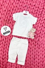 Alessa Luxury mini Дълги Дънки - Изображение 7