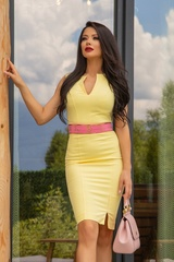 On a mission to be bodycon рокля