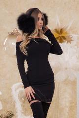 Зимна рокля от плетиво Sexy Everyday - Изображение 2