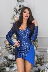 Seen on TV bodycon рокля - Изображение 2