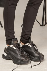 Badass silver sneakers - Изображение 3
