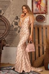 Shooting Star премиерна рокля - Изображение 4