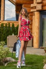 Vip Entrance ruffles рокля - Изображение 5