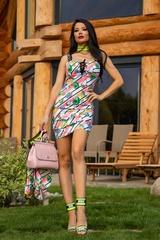 Full of surprises bodycon рокля - Изображение 3