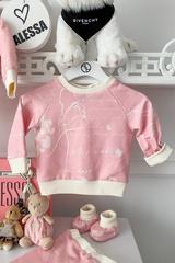 Position To Win Alessa mini Блуза - пудра