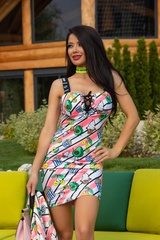 Full of surprises bodycon рокля - Изображение 1