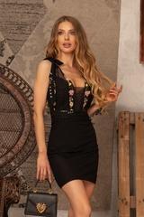 Fashion Devotion Bodycon Рокля - Изображение 2