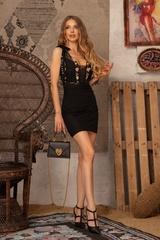 Fashion Devotion Bodycon Рокля - Изображение 7