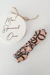 Alessa mini Luxury панделка за глава - Изображение 1