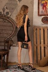 Fashion Devotion Bodycon Рокля - Изображение 4