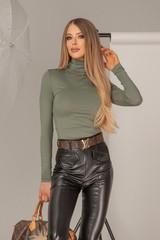 Style Practice Блуза-Поло - милитъри - Изображение 2
