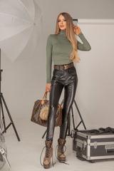 Style Practice Блуза-Поло - милитъри - Изображение 5
