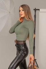 Style Practice Блуза-Поло - милитъри - Изображение 6
