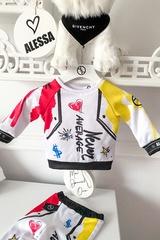 Undefeated in fashion Alessa mini блуза - Изображение 1