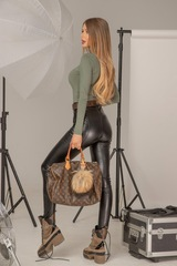 Style Practice Блуза-Поло - милитъри - Изображение 8