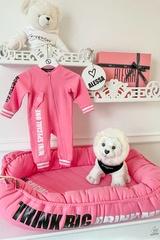 ALESSA Бебешко гнездо - pink
