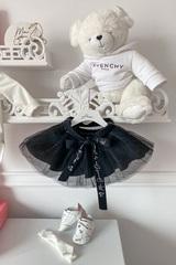 Urban princess Alessa mini пола-пачка - черна