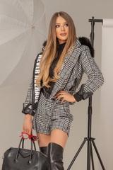 Style practice блуза-поло - фино плетиво - Изображение 5
