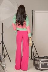 Alessa loves you панталон - фуксия