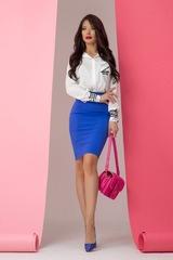 Working beauty пола - синя