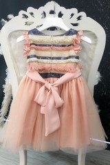 Cotton candy детска рокля
