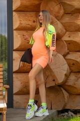 Alessa religion sneakers - жълт неон