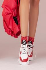 Alessa religion чорапки - червени