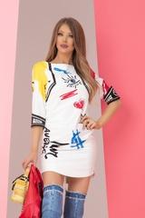 Undefeated in fashion рокля - Изображение 2