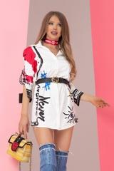 Undefeated in fashion риза-рокля - Изображение 7