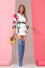 Undefeated in fashion риза-рокля - Изображение 8