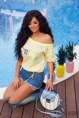Sunny ARMY блуза в жълто