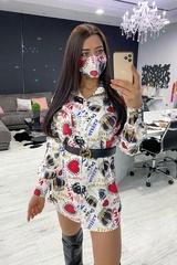 Queen of fashion маска