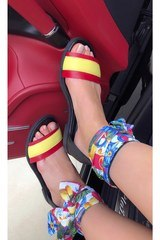Insta sensation ниски сандали