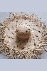 O beach Сламена шапка - Изображение 2